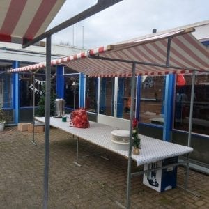 Marktkraam 4 meter