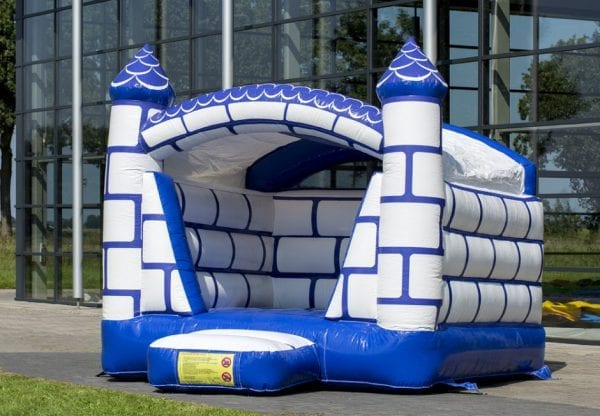springkussen 'kasteel'