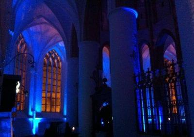 uitlichten kerk 2