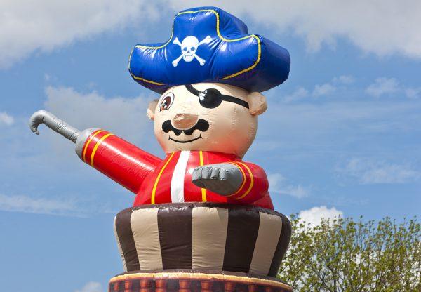 klimtoren piraat object